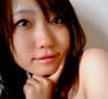 ガールズチャットに登録している素人女性なっちさんのチャット用自撮りプロフ画像